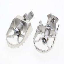 Racing motorcycle pegs for BMW factory price stainless steel material factory price for sale