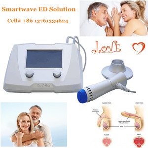 Shockwave erectile dysfunction treatment equipment / shock wave therapy for male impotence