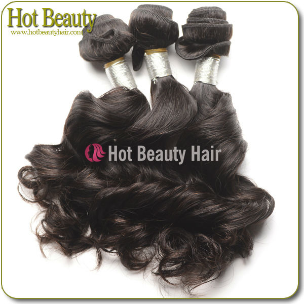 Shade Free Supreme Quality Peruvian Nature Wave Hair Weaving