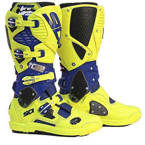 More Size Options Sidi X-3 TA Off Road Motorcycle Boots Black US11//EU45