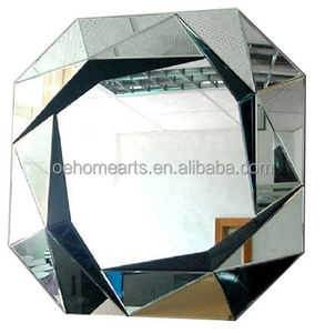 New Arrival!!! colorful China Manufacturer polyurethane mirror frame