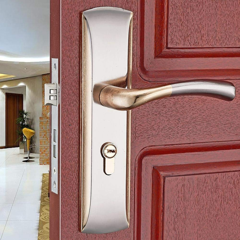 Buy Daeou Aluminum Alloy Door Locks Interior Door Locks Simple Door