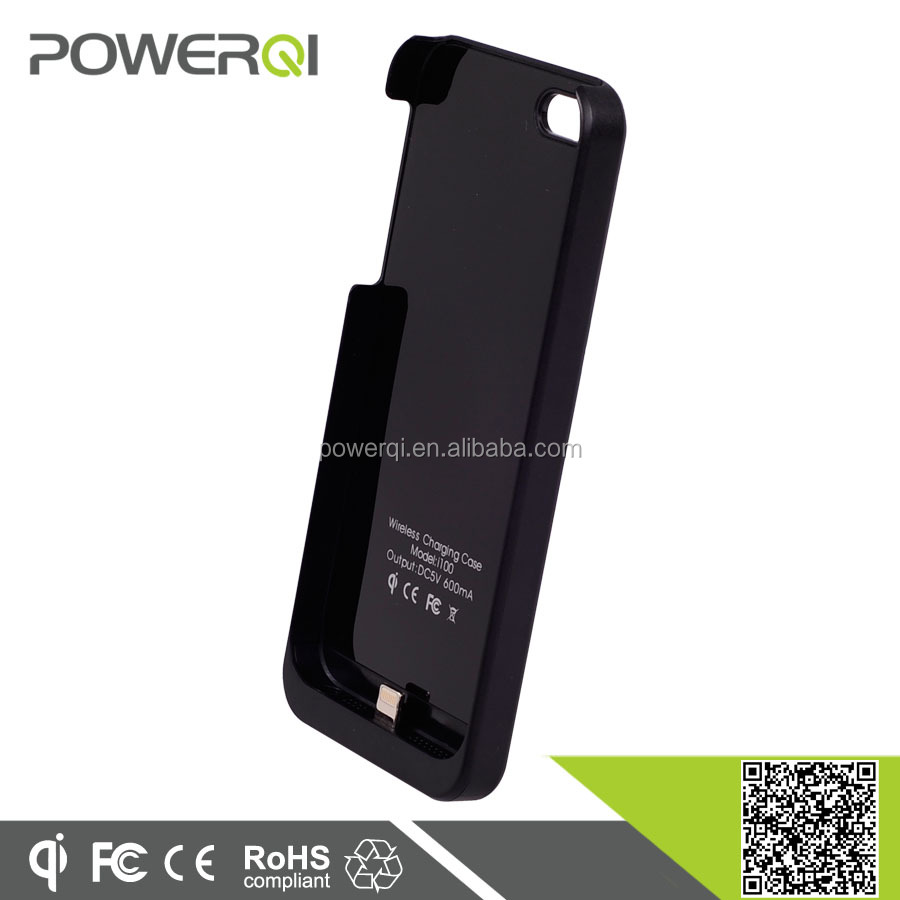 For iphone 5/5s new design receiver patch qi wireless charging with high quality