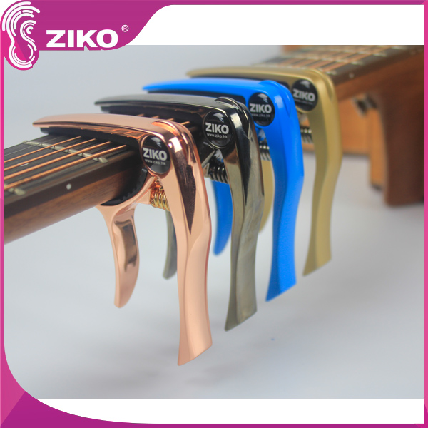 wholesale vertical chromatic guitar capo custom