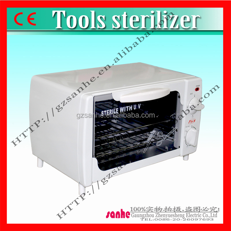 Hot sale 8l portable medical equipment salon use uv sterilizer for sell