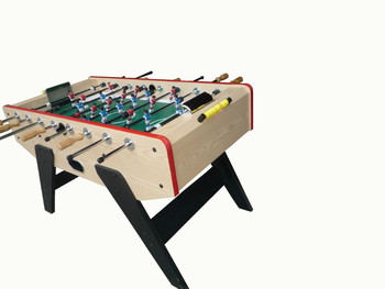 Wood Handle Grip Foosball Table,5ft Soccer Table,hand Football Game Table ,baby