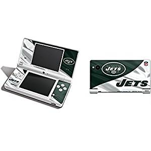 NFL New York Jets DSi Skin - New York Jets Vinyl Decal Skin For Your DSi
