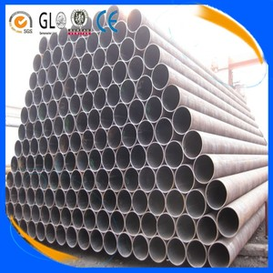 Alibaba website ASTM A53 Galvanized House Building Hollow Section Seamless Steel Pipe