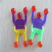 Wholesale Plastic Sticky Figure Toy--putting up hand to cheer up