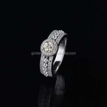 bague diamant argent pas cher
