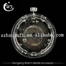 Custom made model mechanical watch movements