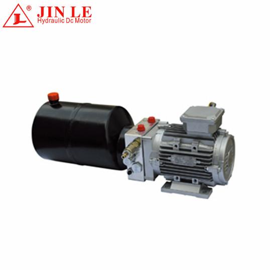115 V AC unidad de energía hidráulica paquete con 8L tanque de aceite hidráulico