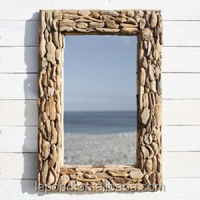 5MM Decorative Mirror sheet /Antique framed hanging wall mirror