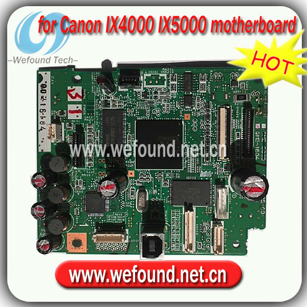 Hot!100% good quality for canon IX4000 IX5000 printer formatter board motherboard
