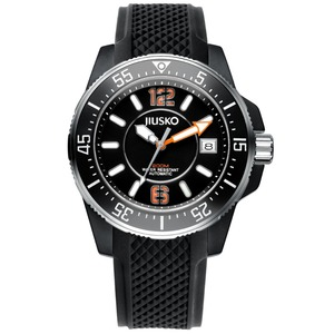 200M water resistance Automatic Manual winding Date deep sea diving watch