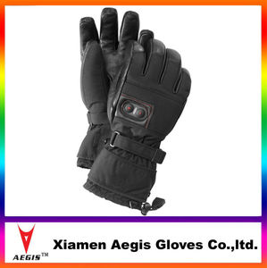 Wholesale rechargeable battery heated gloves/heated gloves battery