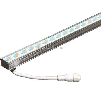 Dmx remote controlled rgb led linear lightled strip facade wall dmx remote controlled rgb led linear lightled strip facade wall decorating ip65 rgb dmx mozeypictures Choice Image