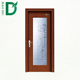 Pvc Silding Folding Wooden Doors For Bathroom