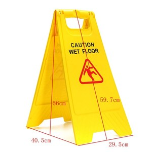 colorful wet floor safety sign/road traffic and safety signs