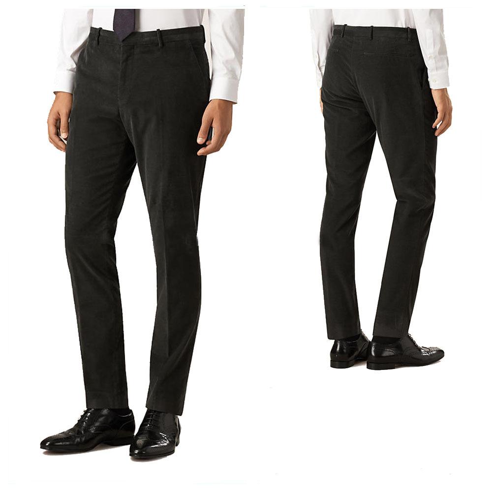 Al Por Mayor Venta Al Por Mayor Nueva Llegada De La Buena Calidad De Pantalones De Vestir Para Hombres De Pana Retro Formal Pantalones Para Los Hombres Buy Trousers For Men Pants