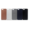 PP blank case for iPhone se, universal mold, wood coating, leather coating