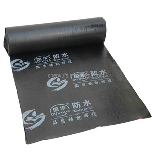 SBS / APP Butyl Rubber Waterproof Membrane