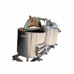 Strong Factory 300L 500L 1000L mini beer brewery equipment micro beer brewing equipment