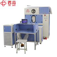 Goose Feather Garment Automatic Feather Down Filling Machine