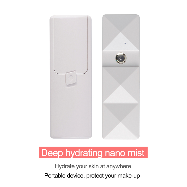 Rechargeable Moisturizing and Hydrating Mini Nano Mister BC-1508