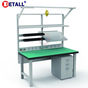 Detall Industrial Workbench De Esd Proveedor De Muebles - Buy ...