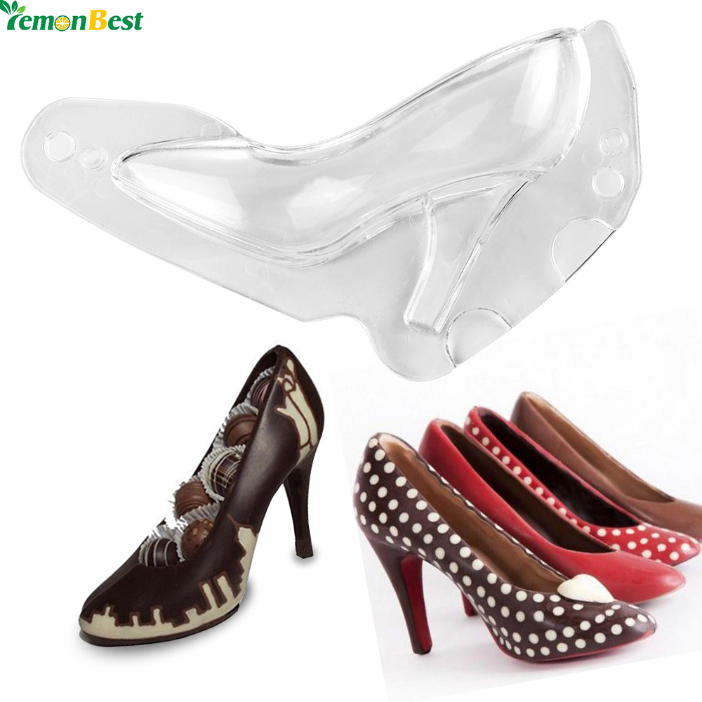Candy Molds High Heel Shoes