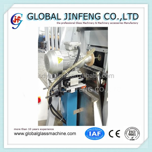 JFLZ-900 hot sale semi-automatic vertical glass drilling machine with laser