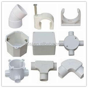 Full type of pvc electrical conduit pipe and junction  sc 1 st  Alibaba & Full Type Of Pvc Electrical Conduit Pipe And Junction - Buy Pvc ...