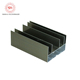 Interior sliding window extruded aluminum profiles the various of types
