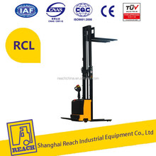 Import export best sale lifter machine electric pallet stacker