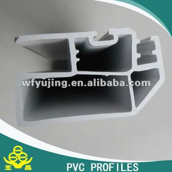 China Best Double Glazing Upvc Profiles For Window And Door