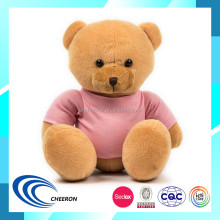Fashion plush toys teddy bear all of the size and colors stuffed toys