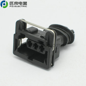 3p Amp Type Map Sensor Connector For Toyota,Foton,Golden Dragon,Statue Of  Jaguar Chinese - Buy 282191-1/282729-1,3 Pin Connector,Amp Type Map Sensor