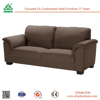 Clic Fabric Sofas Eco Friendly Couch Furniture Sofa Fed For