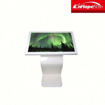 42 inch OEM free standing android advertising player