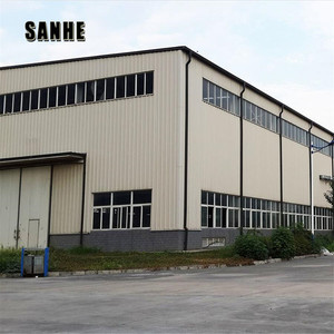 Prefabricated Steel Structure Building Industrial Prefab Storage Sheds
