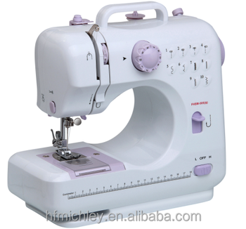 Multifunction Sewing Machine Mini Electric Singer Sewing Machine Fhsm-505 -  Buy Singer Sewing Machine Model Product on Alibaba com