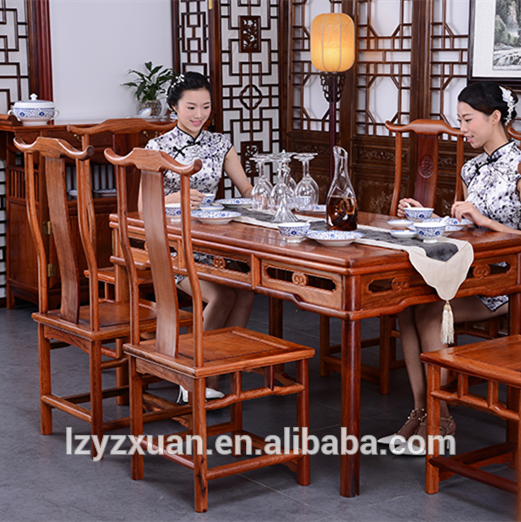 2016 New design 6 seater dining table sale philippines