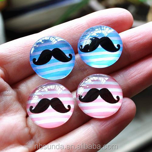 Wholesale New arrival fashion flat back cabochon <strong>resin</strong>