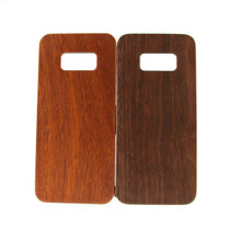 High quality 3 in 1 PC wood cell phone Case For oppo huawei mobile phone case