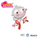 inflatable remax helium mylar mini foil balloon with stick Baby shower birthday party decoration