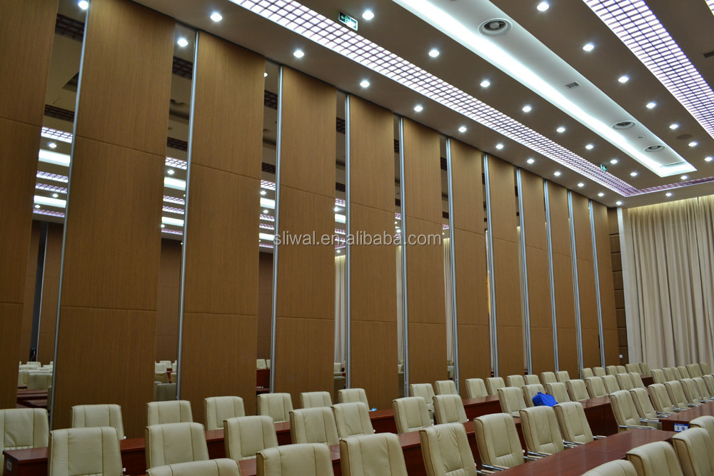 China Manufacturer Aluminium Classical Acoustic Mobile Home Wall ...