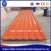 PVC Coated Synthetic Resin Roof Tile pvc Panel pvc corrugated Sheet for houses