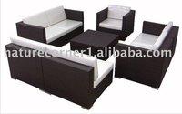 Handmade Rattan Wicker Living Room Furniture Sets