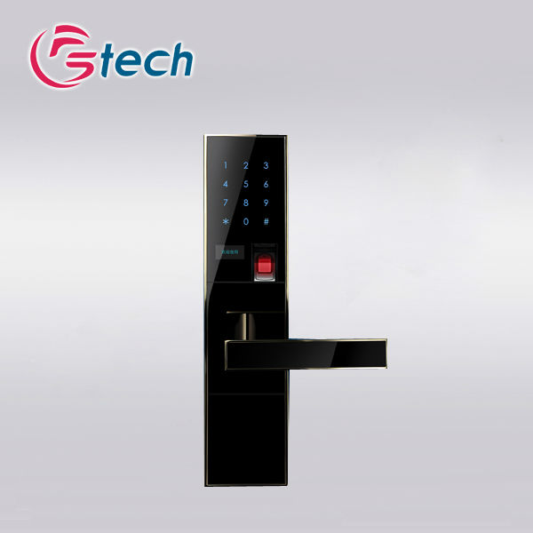 bio safe lock fingerprint entry door lock fingerprint scan lock